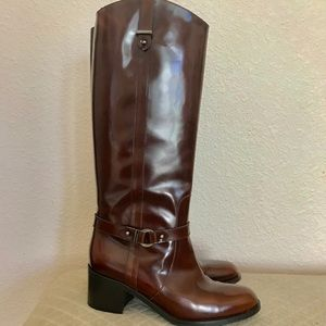 Aquatalia Carmel Knee High Boots